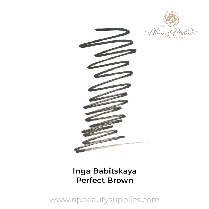 Inga Babitskaya - Perfect Brown