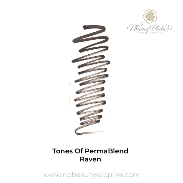 Tones Of PermaBlend - Raven