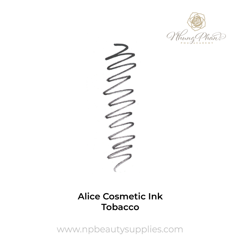Alice Cosmetic Ink - Tobacco