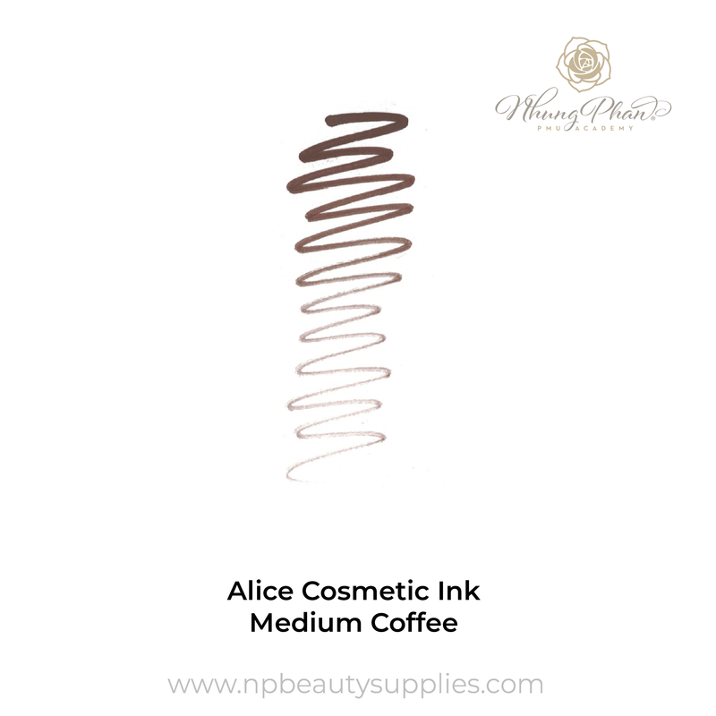 Alice Cosmetic Ink - Medium Coffee