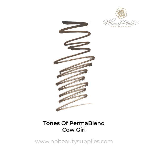 Tones Of PermaBlend - Cow Girl