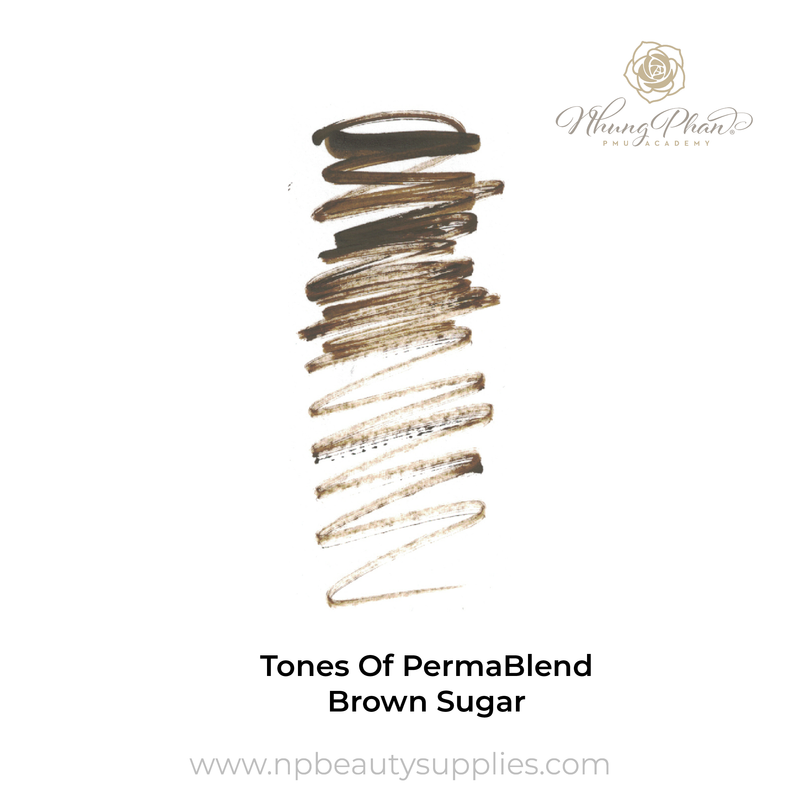 Tones Of PermaBlend - Brown Sugar