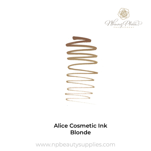 Alice Cosmetic Ink - Blonde