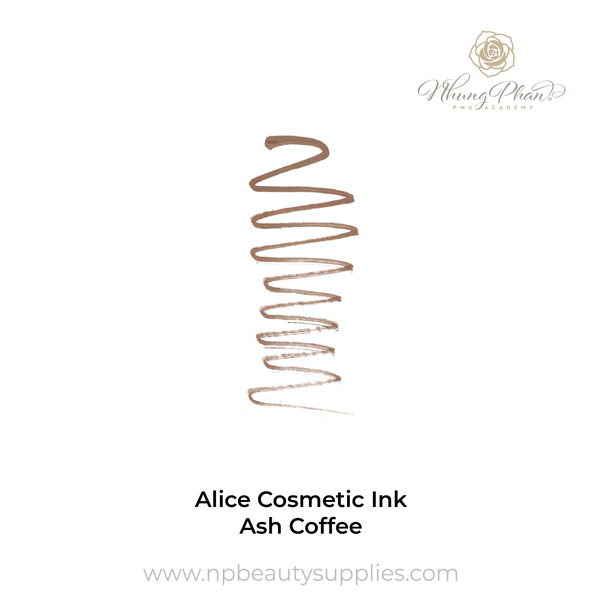 Alice Cosmetic Ink - Ash Coffee