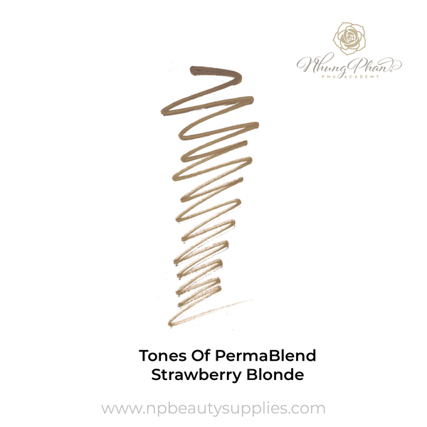 Tones Of PermaBlend - Strawberry Blonde