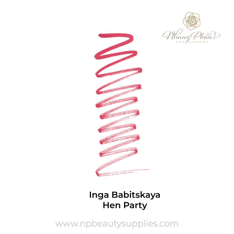Inga Babitskaya - Hen Party
