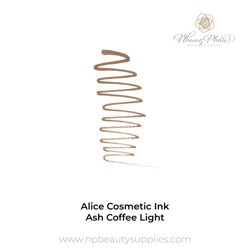 Alice Cosmetic Ink - Ash Coffee Light