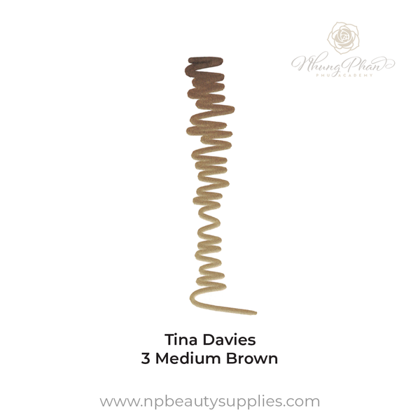Tina Davies - 03 Medium Brown