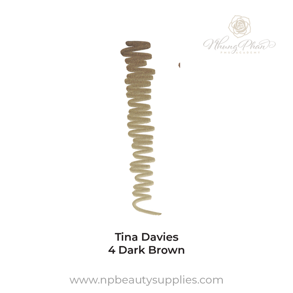 Tina Davies - 04 Dark Brown