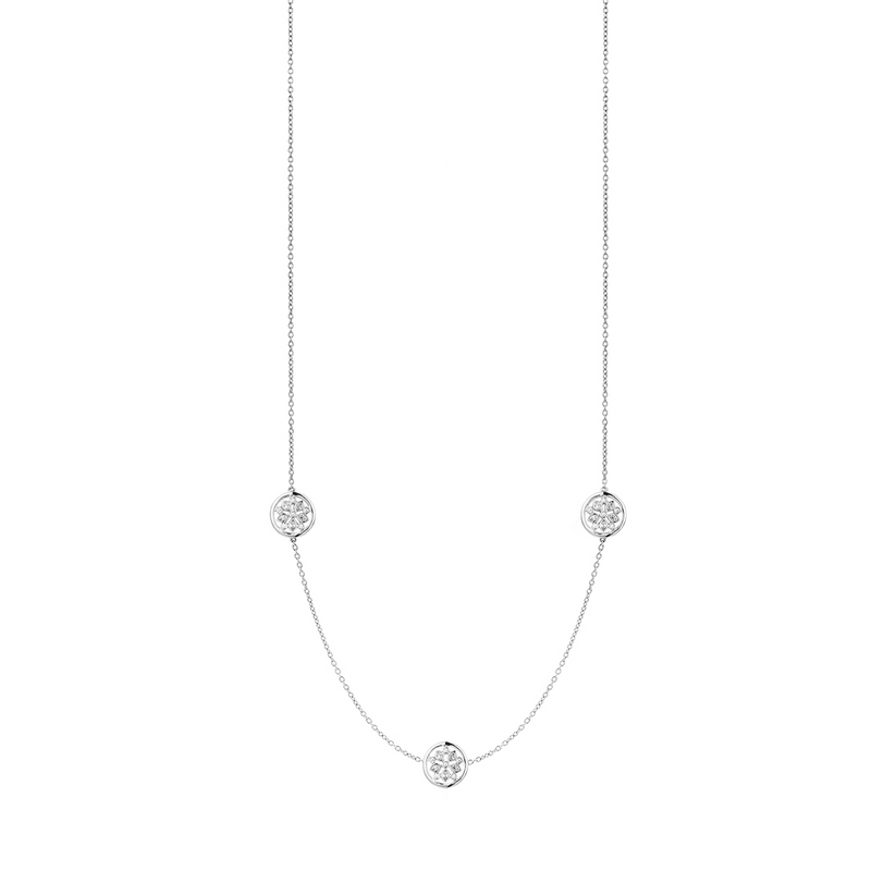 TI SENTO - Milano Necklace 3897ZI