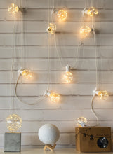 Load image into Gallery viewer, Sphere 5m Twinkle Festoons - White