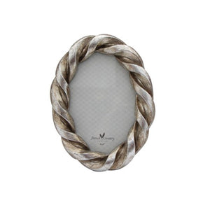 Rope Oval Frame