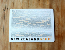 Load image into Gallery viewer, New Zealand Quiz Placemats