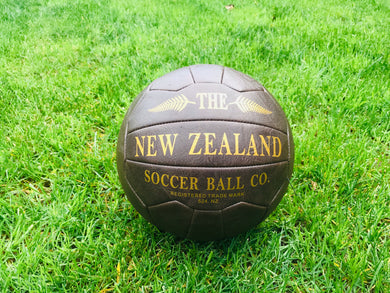 Antique Soccer Ball
