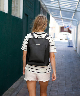 Eastbourne Backpack Black
