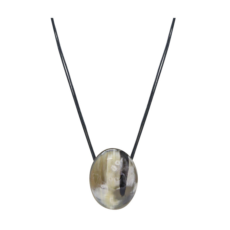 Diti Horn Necklace