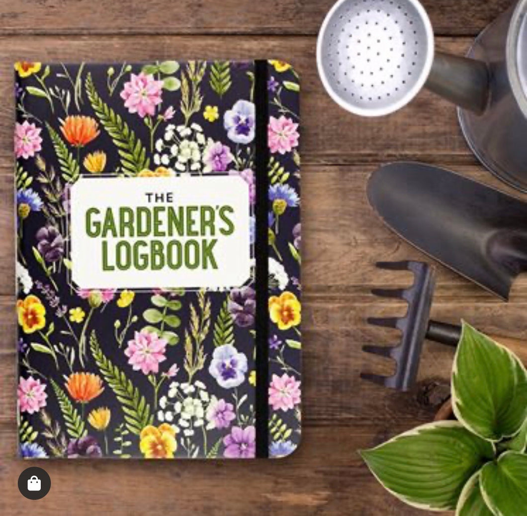 The gardeners logbook
