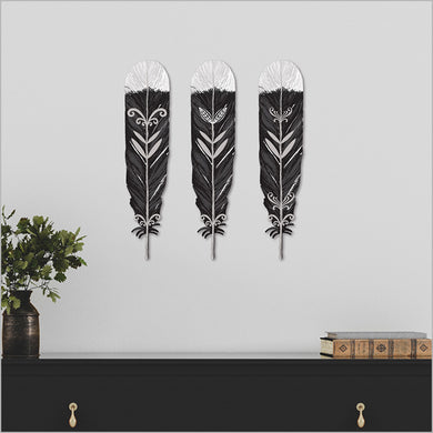 Huia Feather Set