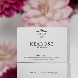 Kearose triple milled hand & body bar