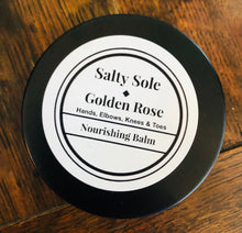 "Load image into Gallery viewer, ""Golden Rose"" Nourishing Balm"