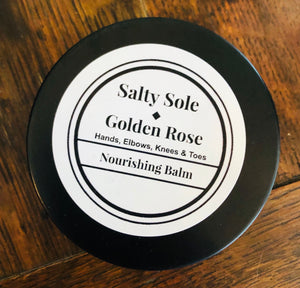 """Golden Rose"" Nourishing Balm"