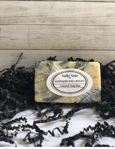 Sandalwood Grizzly Soap