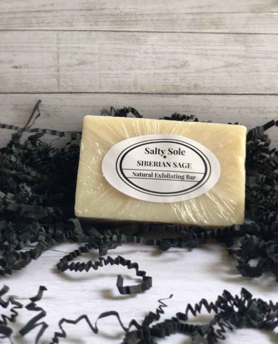 Siberian Sage Exfoliating Soap Bar
