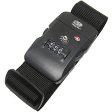 Load image into Gallery viewer, TSA 3 Dial Locking Luggage Strap | 3 Colors