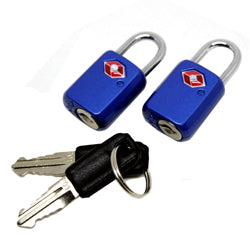 TSA Key Lock Set (2 Pack)