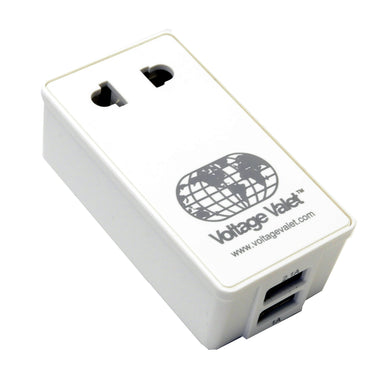 Adaptor Plug With 2 Port USB - PCU | Australia / New Zealand / China