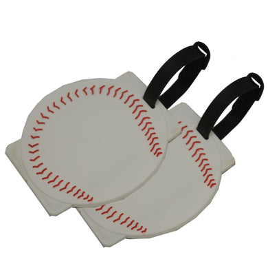Baseball Luggage Tag (2 Pack)