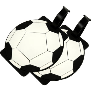 Soccer Luggage Tag (2 Pack)