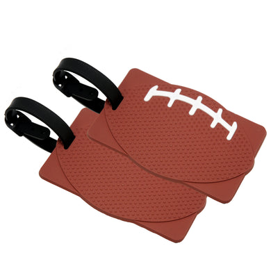 Football Luggage Tag (2 Pack)