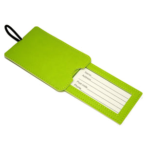 Pull Out Luggage Tag