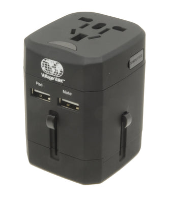 Universal AC Outlet Adapter