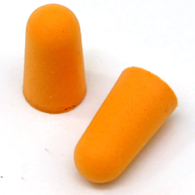 Foam Ear Plugs - 4 Pair