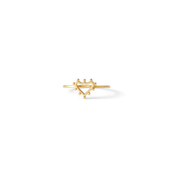 Gold Utopia Ring
