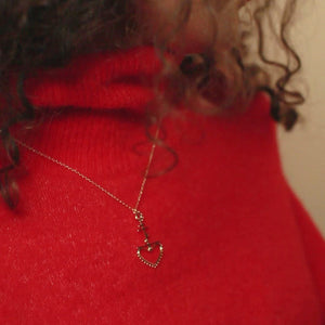 Gold Chaucer Necklace | 18kt Gold Vermeil | Motley x Alice Cicolini | Video Shot 1