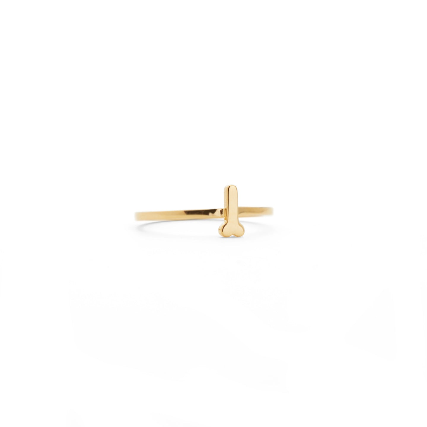 Coque Ring in Gold Vermeil