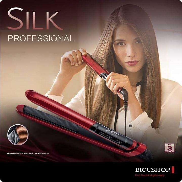 Free Shipping>>2-in-1 ceramic coating Hair straightener comb hair Curler