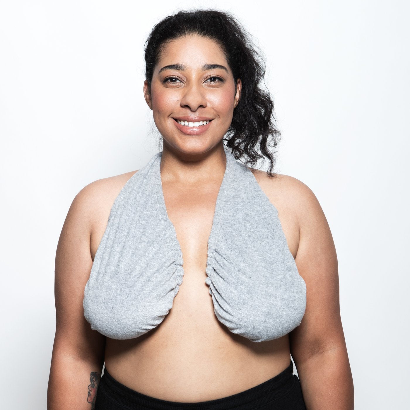 The Ta-Ta Towels solves your boob sweat problems