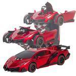 Best Choice Products Kids Toy Transformer RC Robot Car Remote Control Car