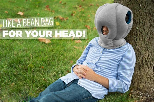 Hot!!!The Ostrich Napping Pillow