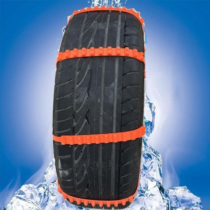 Anti Slip Belt for Winter Roadway Snow Road Safety Climbing