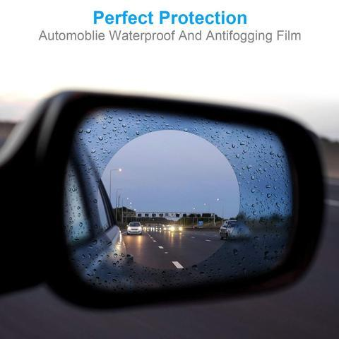 Nano new material Wing mirror sticker