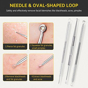 Blackhead Remover Pimple Comedone Extractor Tool