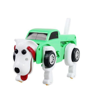 [70% Discount Today]Automatic Transform Dog-Car(Best Gift!!!)