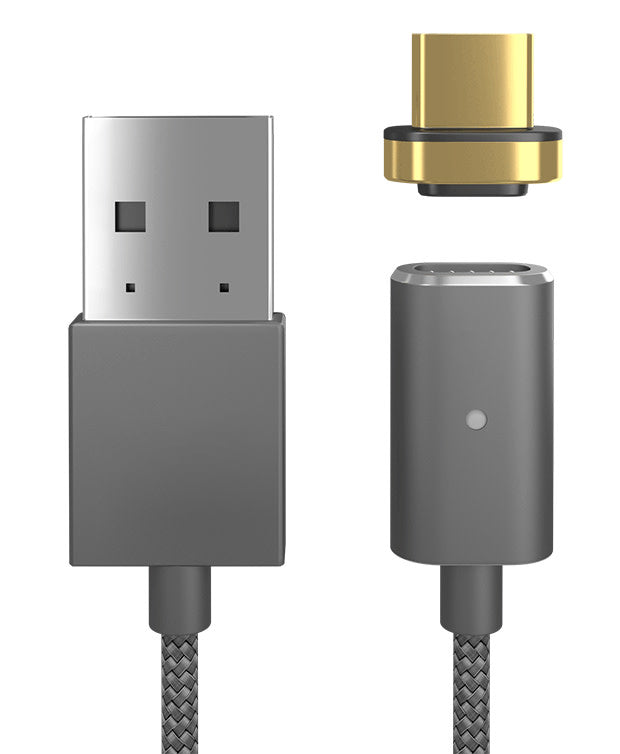 Magnetic USB cable Suitable for every mobile phone