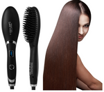 Hair Brush Fast Hair Straightener Comb hair Electric brush comb Irons Auto Straight Hair Comb brush