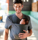 This Shirt Lets Dads Hold Their Babies Like Kangaroos